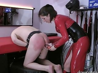 Fuck Toy Training - Baroness Mercedes