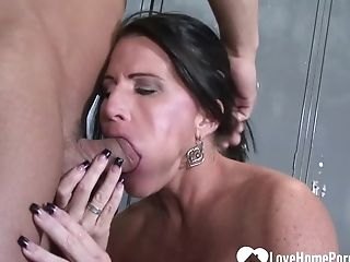 Big-boobed Honey Gets Fucked In Xxx Style