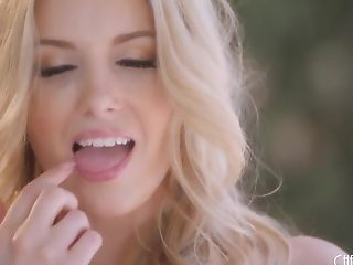 Charlotte Stokely Is Pretty In Pink