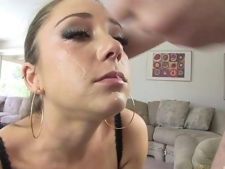 Only One Thing Pleases Remy Lacroix, And That Is Sucking A Jizz-shotgun