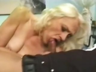 Curly Blondie Is The Best Matures Dt Guru You Have Ever Seen
