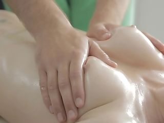 Provocative Blonde Starlet Gets Massaged And Screwed Truly Hard