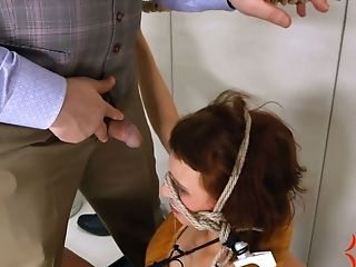 Old Fart Fucks Mouth And Assfuck Fuckhole Of Obedient Lady Mistress Margot