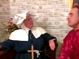 This Nun Has Been Very Crazy And Is Worth A Good Spanking