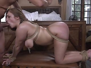 Married Bitch, With Big Tits, Severe Ass Fucking In Kink Xxx