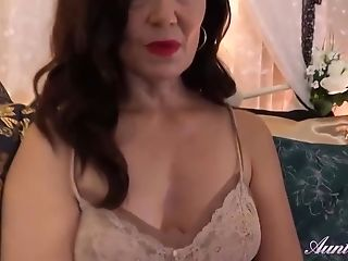 Auntie Kitty Is A Dirty Minded Woman Who Is Often Wearing Sexy Undergarments And Playing With Cooter