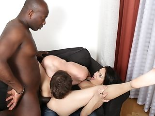 Fuck Date For My Wifey With A Big Black Cock