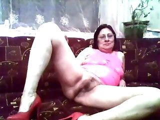 Women Are As Horny As Boys And This Horny Matures Hoe Likes To Flaunt Her Bod