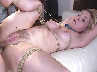 Obedient Mummy Butt Fucked In Brutal Modes While Naked And Sex-positive