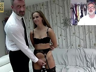 Sweet Chick Gets Harshly Fucked And Feasts On Her Stud's Chisel And Bootie