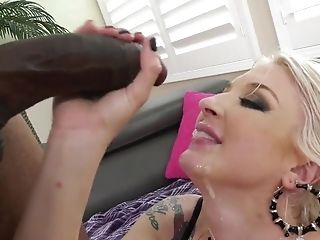 Leya Falcon Butt Fucked By Black Dude With Smashing Dick