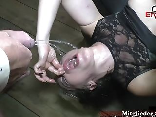 German Hard-core Internal Ejaculation Sexparty