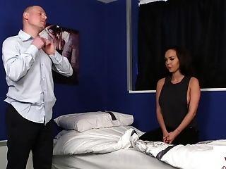 Bigtit Brit Cougar Instructing Sub Fellow