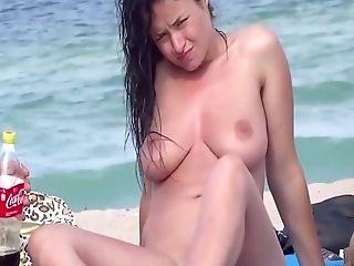 Beach upskirt Beach Voyeur