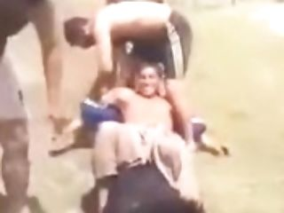 What Are These Gay-for-pay Desi Boys Doing With Their Naked Friend?