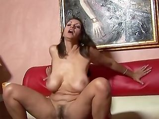 Step Mom Puts A Lot Of Dick Up Her Premium Fuck Holes