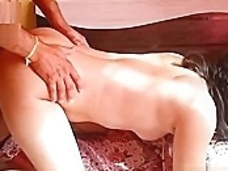 Indian Desi Bhabhi Gets Fucked Hard In Front Of Spouse