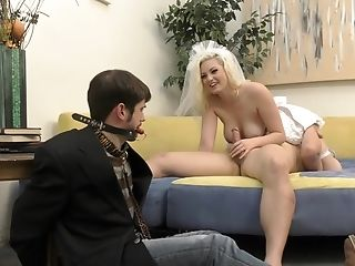 Chesty Blone Jenna Ivory Said That She Gives The Best Suck Off Ever