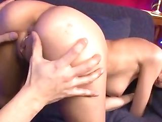 Japanese Hard Fuck-a-thon In The Slit For Miku Kohinata