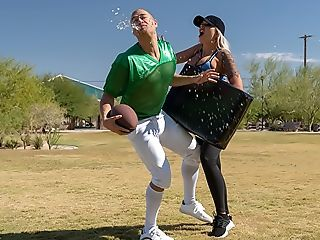 Tempting The Tackling Dummy