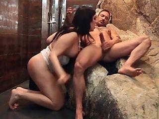 Fabulous Xxx Movie Transvestite Jizz Shot Hot Off The Hook Version