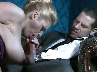 Boss fucks his secretary tmb