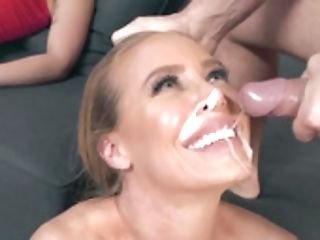 Sex-positive Wifey Loves America And Proves It By Having Backdoor Sex With Johnny