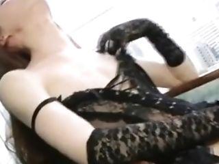 Beautiful Asian Tranny Lisa, Solo Pleasure