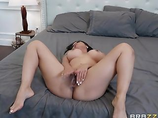 Nothing Is Nicer For Kaylani Lei Than A Facial Cumshot Before Rough Backdoor Sex