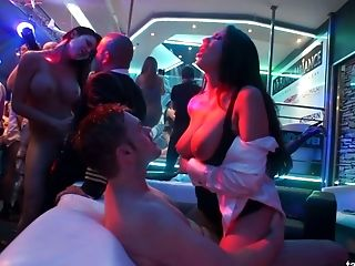 Whorey Chick Nicole Vice Hooks Up With Stranger At The Soiree