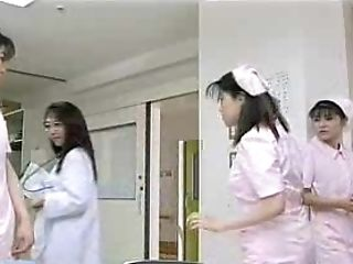 Asian Nurse Suck Off