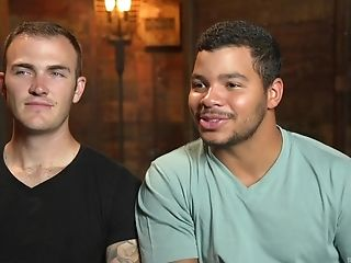 Kaden Alexander Adores Hook-up Non-traditional Games With His Beau While He Drapes