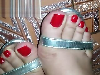 Up Close Feet