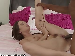 Sweetsinner Gia Paige's Big Black Cock Afternoon Delight