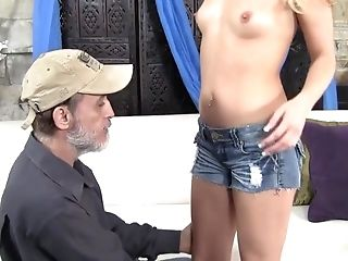 After Wild Fuckfest Megan Sweet Is On Her Knees Waiting For A Facial Cumshot