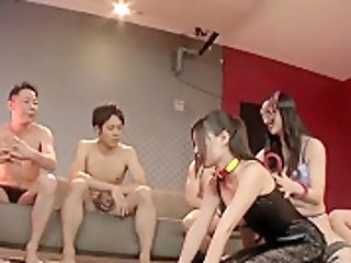 Crazy Japanese Whore In Best Group Fucky-fucky, Infatuation Jav Movie