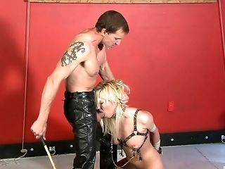 Sexy Servant Female Victoria Milky Tied Up And Rough Mouth Fucked