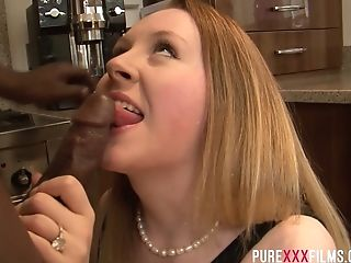 Ardent Gay-for-pay Haired Milky Bitch Ruby Temptations Wanna Big Black Cock In Her Vagina