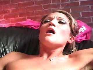Interracial One On One Activity With Spring Thomas Taking Big Black Cock