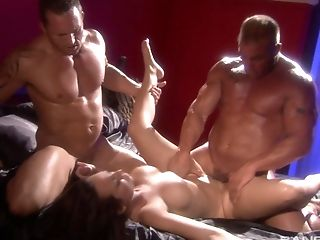 Desires Come True For Holly West After This Memorable Threesome