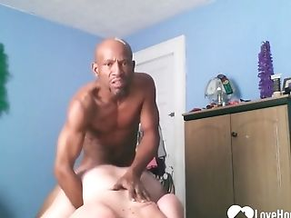 Black Neighbor Fucking Me While My Hubby Is At Work